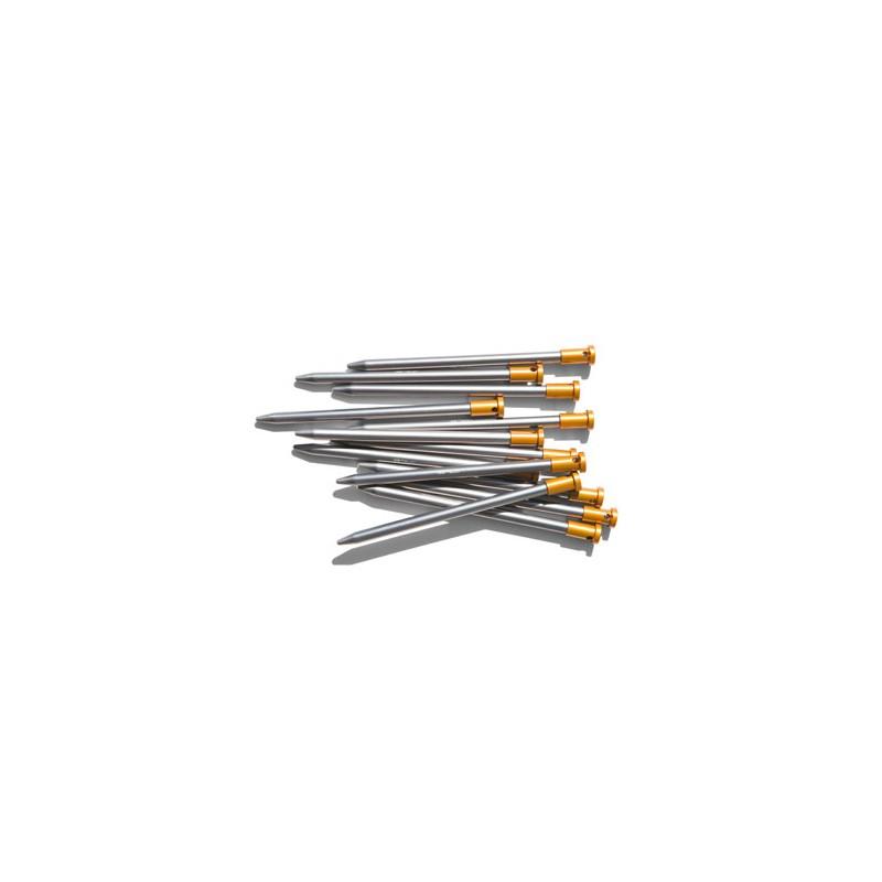 Estacas de Aluminio Easton Nano 6