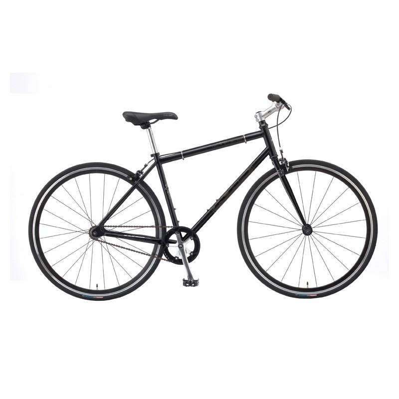 Bicicleta Urbana KHS Urban Soul 2014 Black