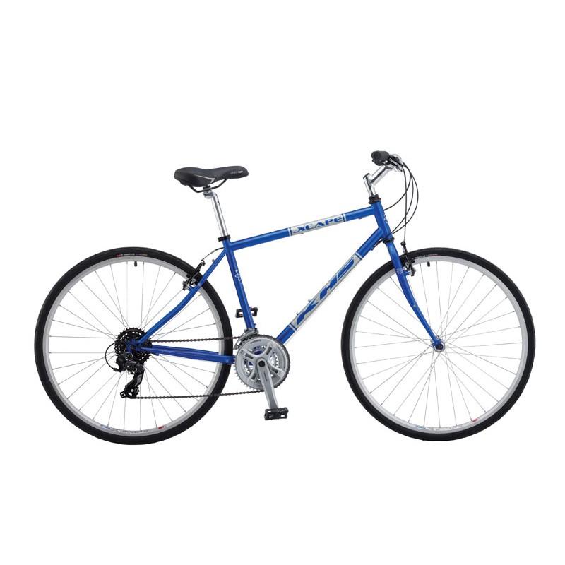 Bicicleta Urbana KHS Urban XCape Blue
