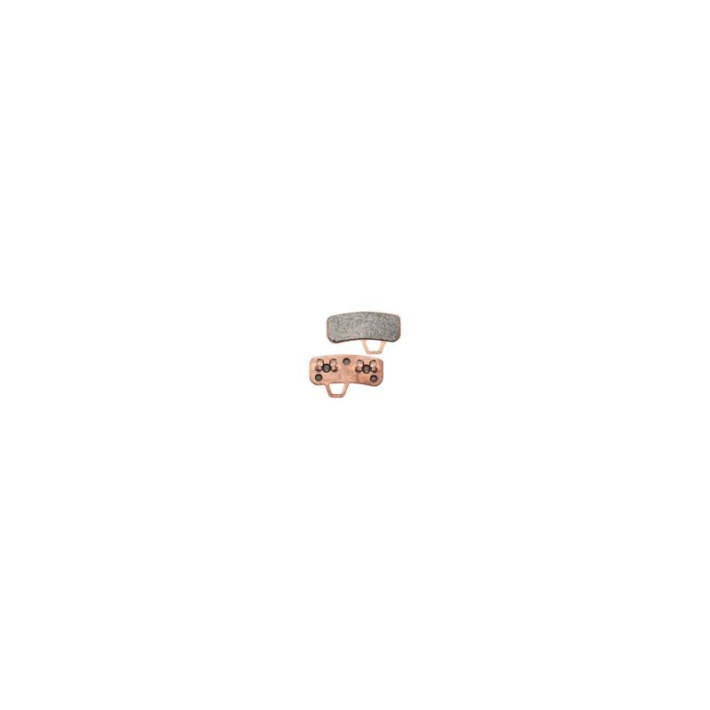 Pastilla de Frenos Hayes Stroke ACE Metálica