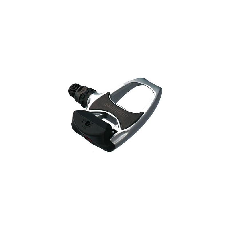 Pedal Fijación Ruta Shimano PD-R540 Silver