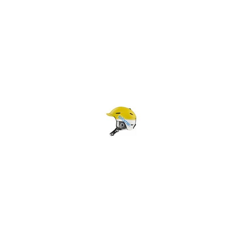 Casco Salomon Patrol Amarillo Matte