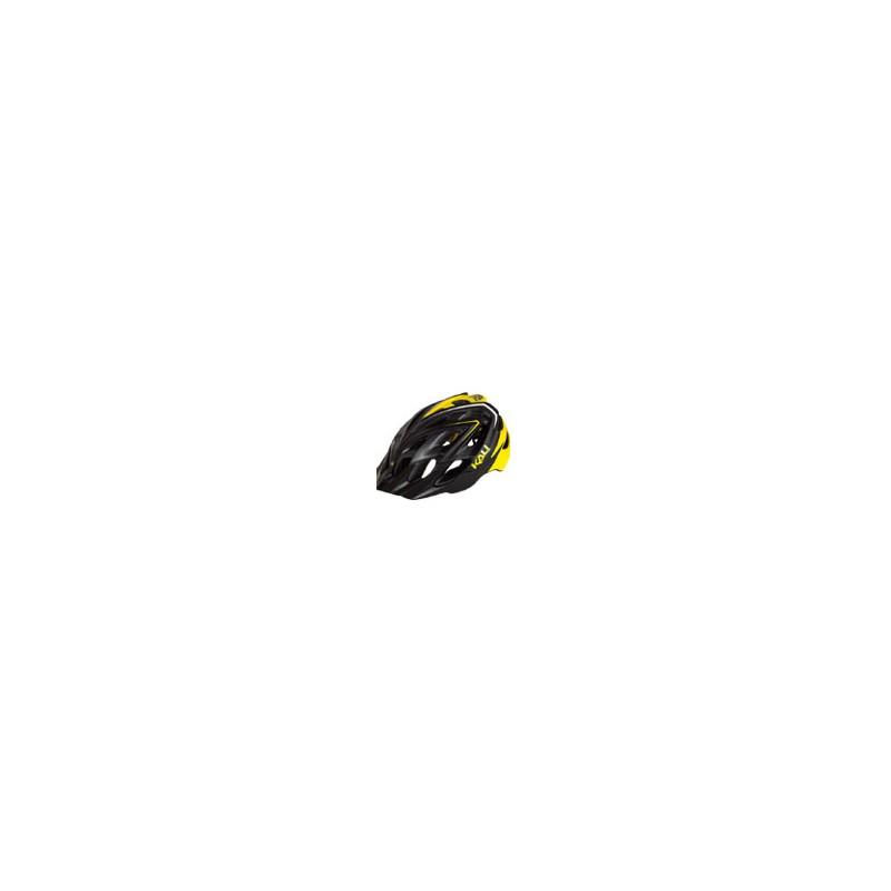 Casco MTB Kali Chakra Plus BLK/YELLOW