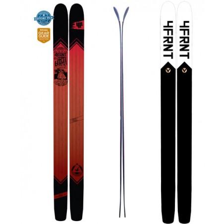 Ski 4FRNT HOJI