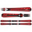 Ski Sporten Cobalt con fijaciones