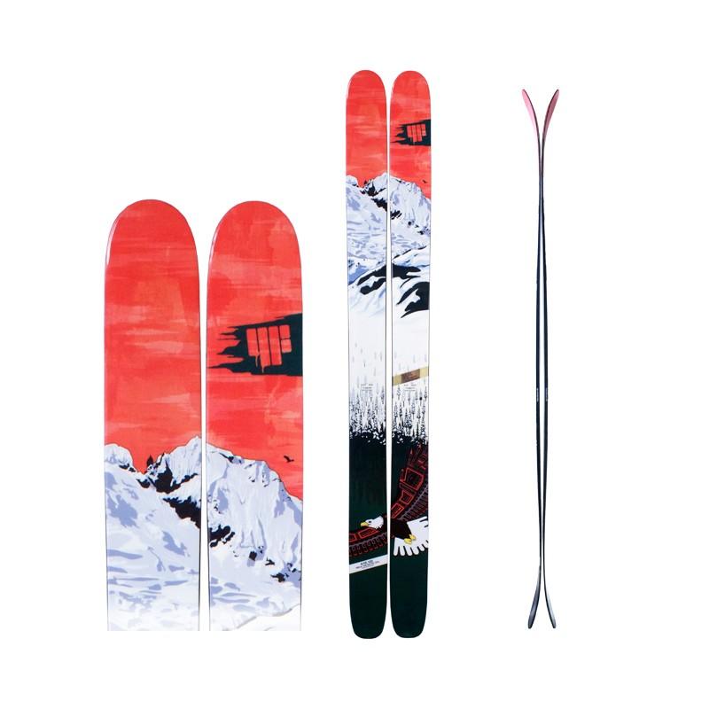 Ski 4FRNT Kye 120 2016