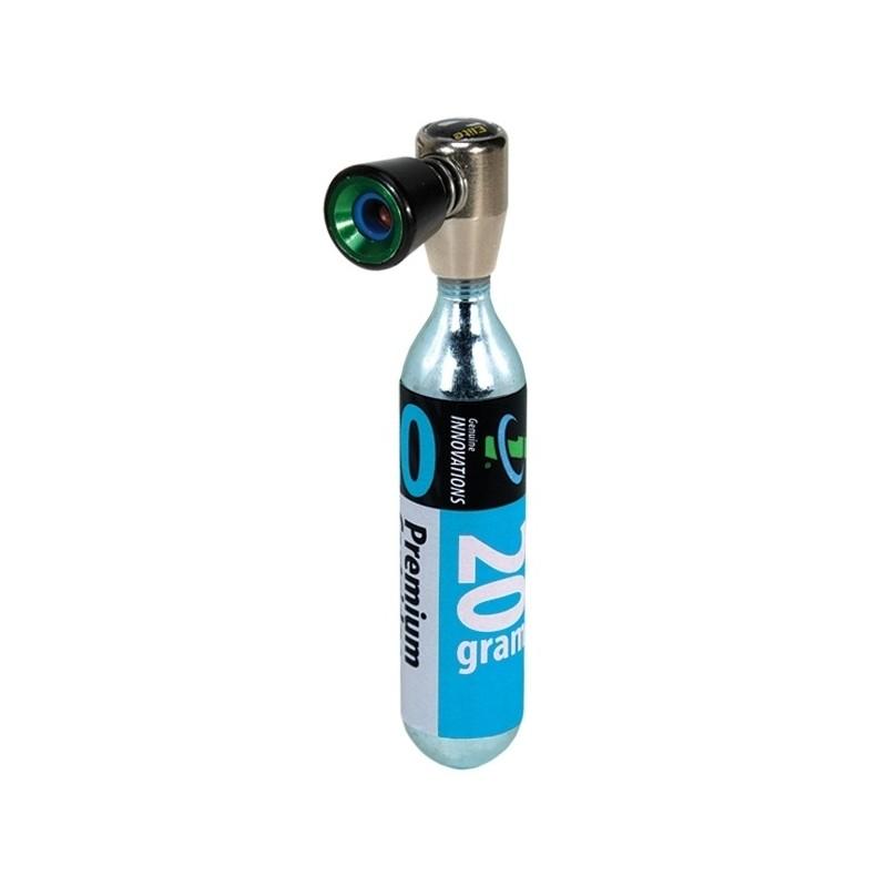 Inflador Compacto CO2 AirChuck