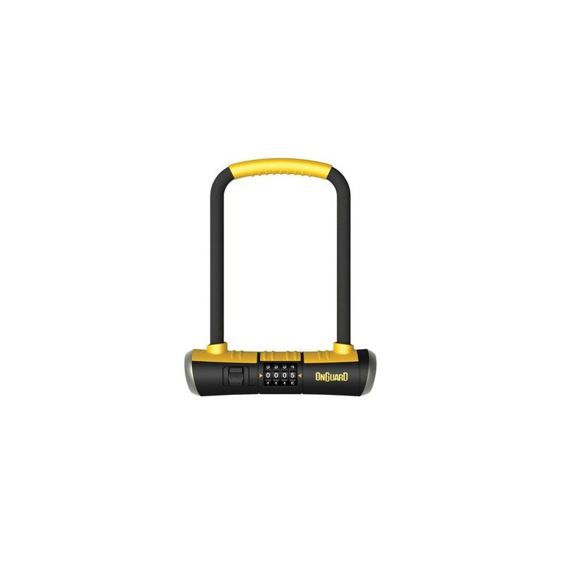 Candado U-Lock OnGuard 8010C STD con Clave