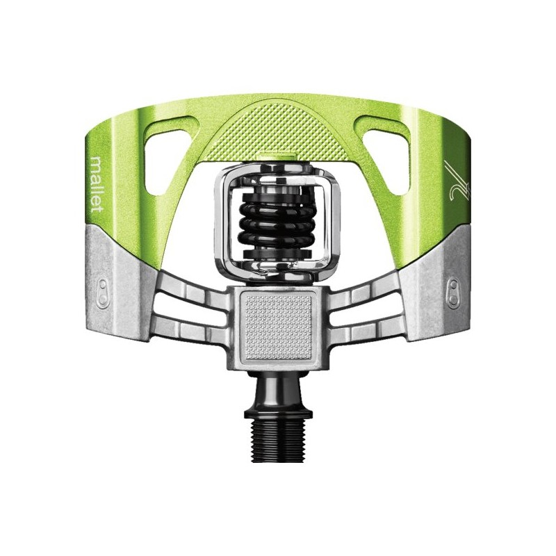Pedal Crank Brothers Mallet 2 - Green