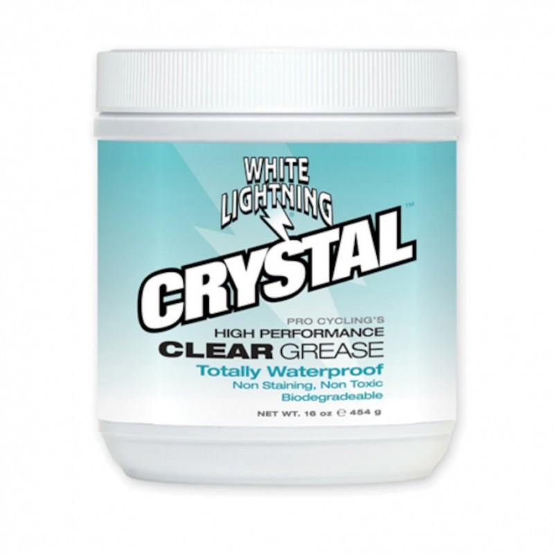Grasa White Lightning Crystal