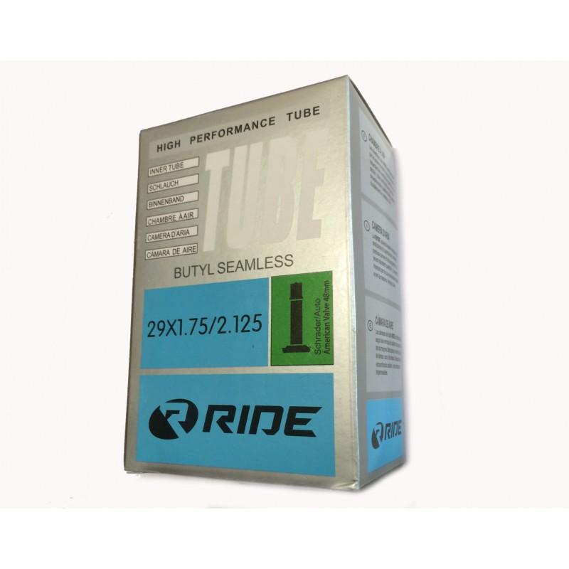 Cámara Ride 29 MTB Valvula Auto