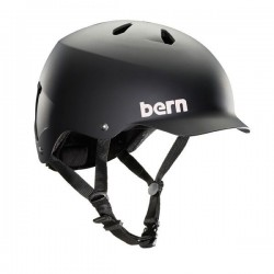 Casco Bern Watts Matte Black