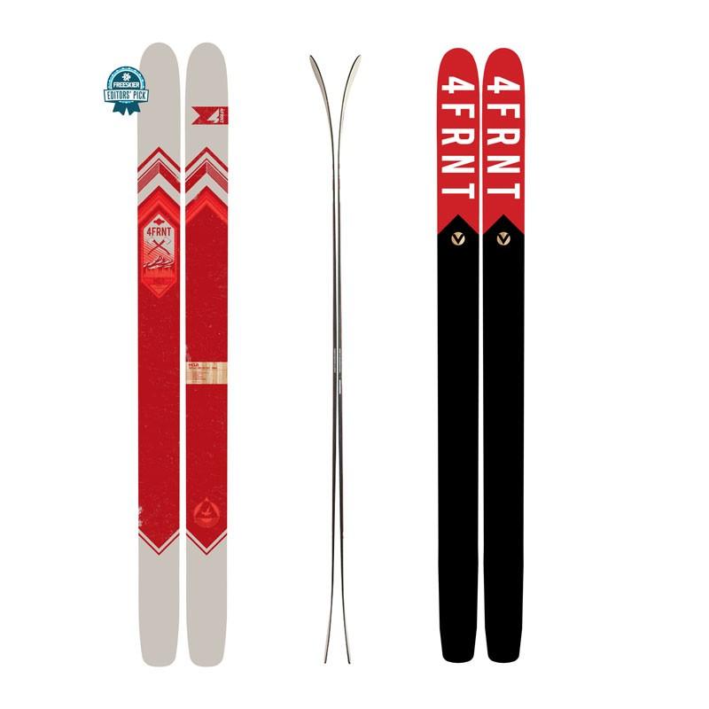Ski 4FRNT HOJI 2017