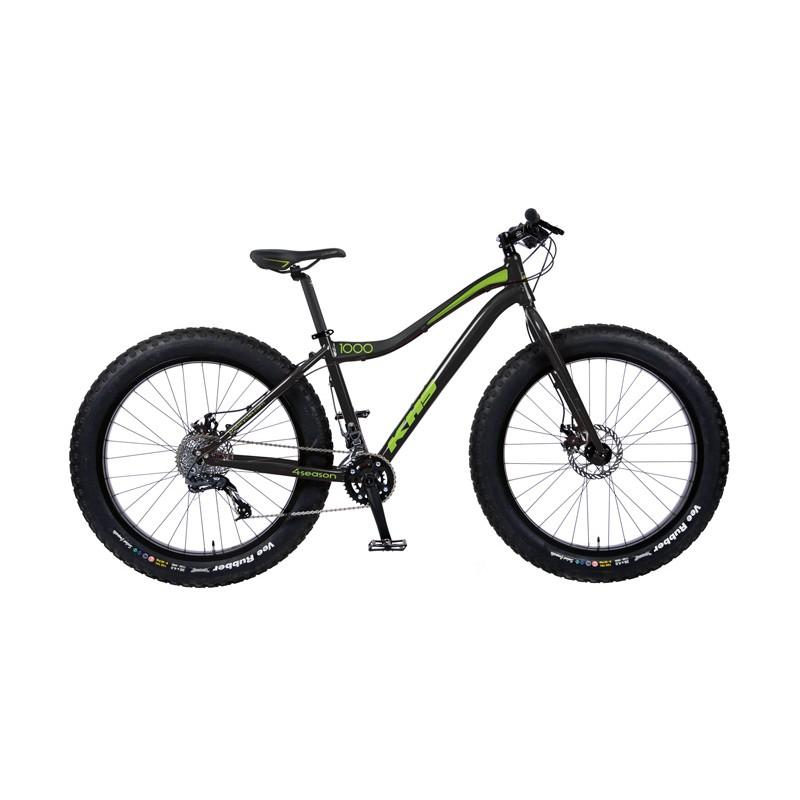 Bicicleta KHS Fat Bike Four Season 1000