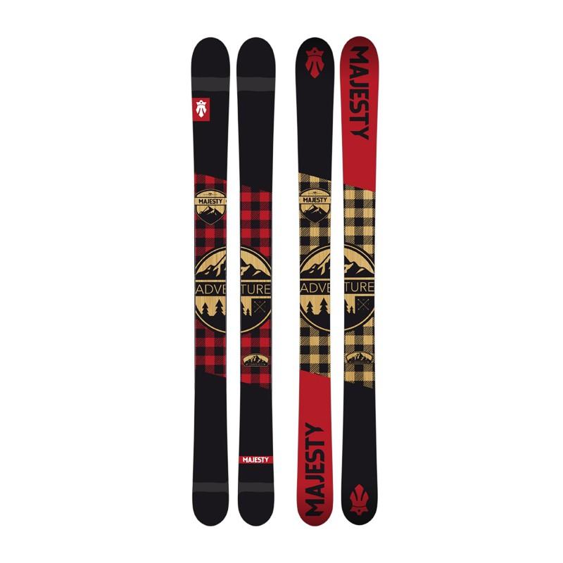 Ski Majesty Lumberjack