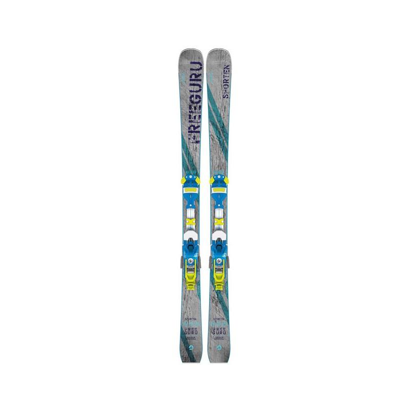 Ski Sporten Free Guru con fijaciones tyrolia randone