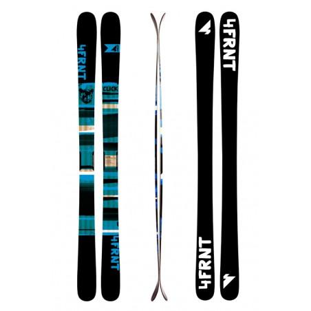 Ski 4FRNT Click!