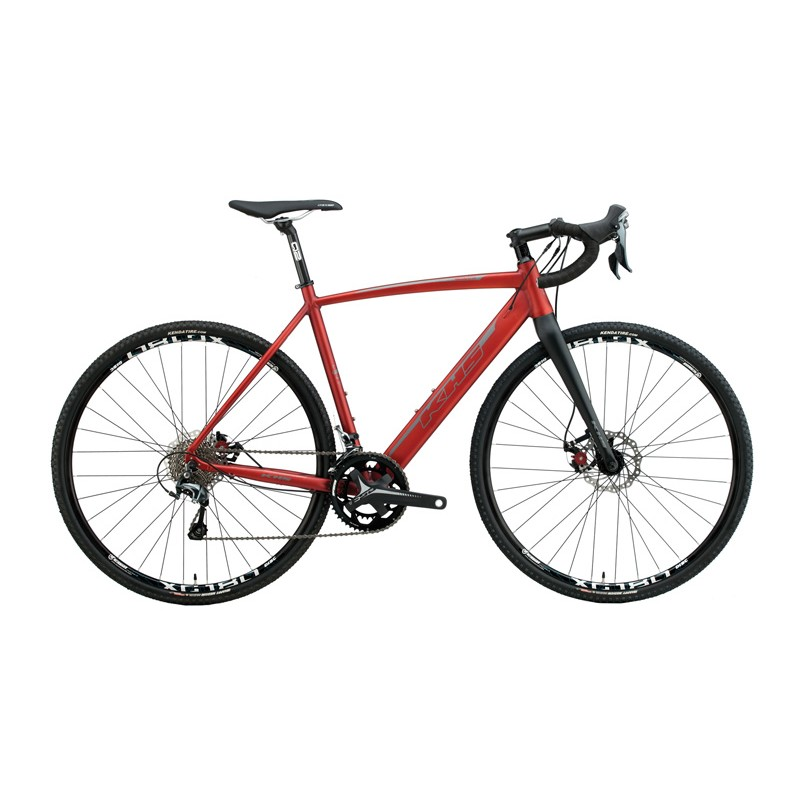 Bicicleta Ciclocross KHS Grit 220