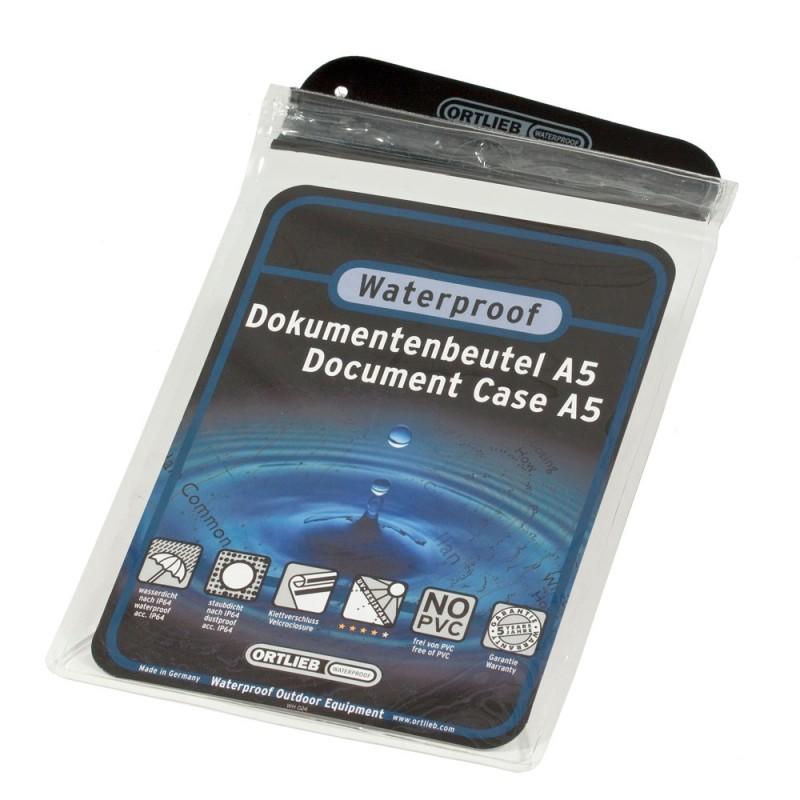 Porta documentos Ortlieb tamaño A5