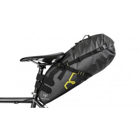 Bolso Trasero Apidura Saddle Pack Dry 17L