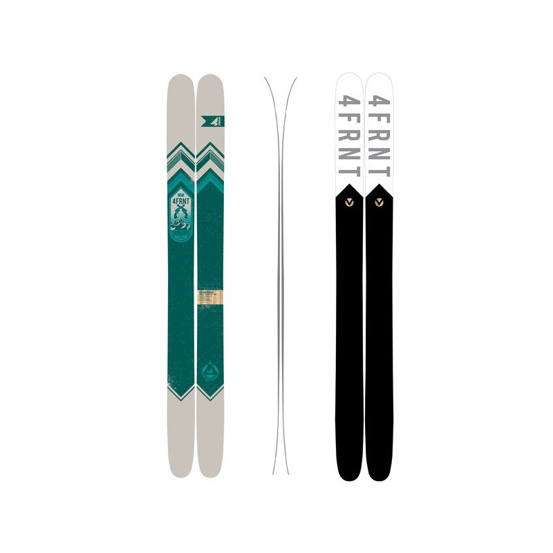 Ski 4FRNT Renegade 2018
