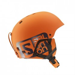 Casco Salomon Brigade Orange Matt