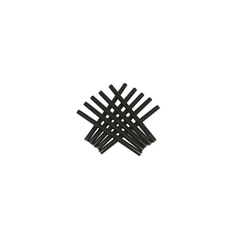 Barra Poly Stick 11.5mm Ø (unidad) - Negro