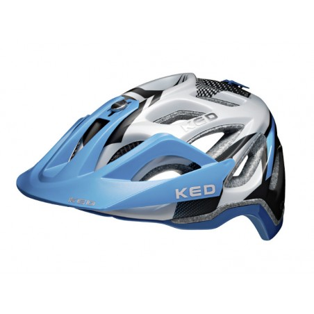 Casco Ked Trailon - Blue Pearl Matt