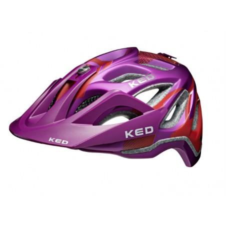 Casco Ked Trailon - Violet Red Matt