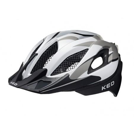 Casco Ked Spiri Two - Black Grey Matt