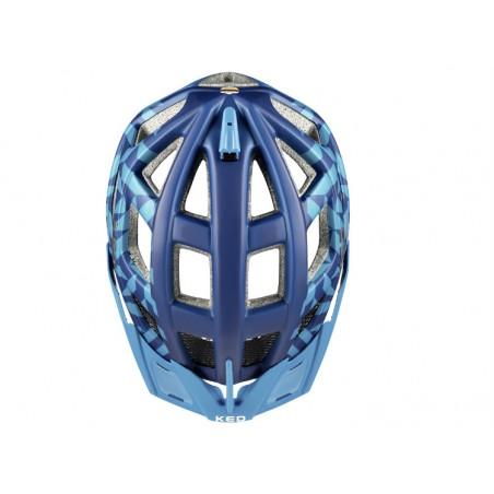 Casco Ked Crom - Blue Matt