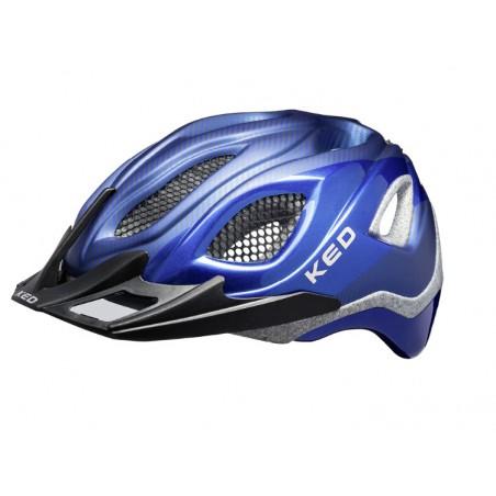 Casco Ked Certus Pro - Metal Blue Glossy Matt