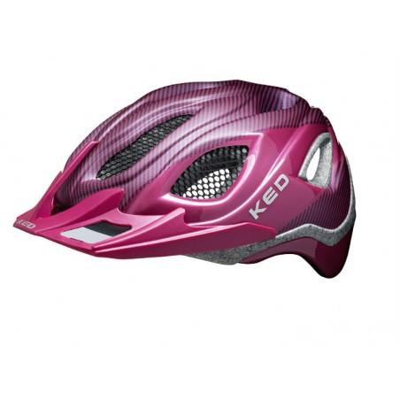 Casco Ked Certus Pro - Pink Glossy Matt