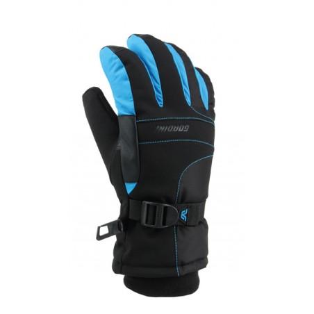 Guante Gordini Junior Aquabloc III - Negro Azul