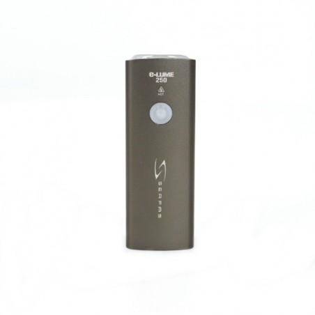 Foco delantero USB Serfas E-Lume 250 lumenes