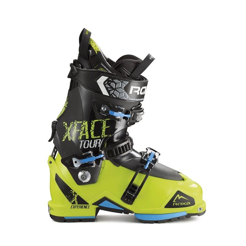 Bota Ski Roxa XFace Tour