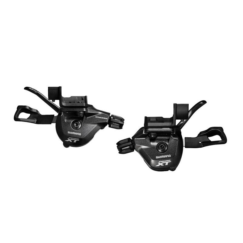 Manillas de Cambio Shimano XT 11 Vel I-Spec II
