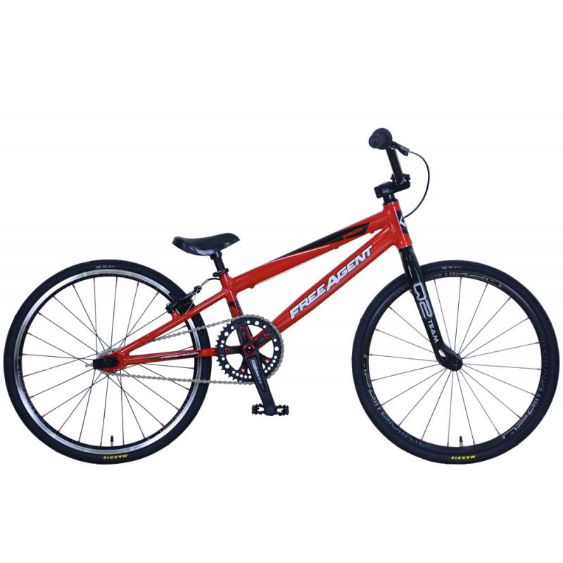 Bicicleta FreeAgent Team Junior 2018