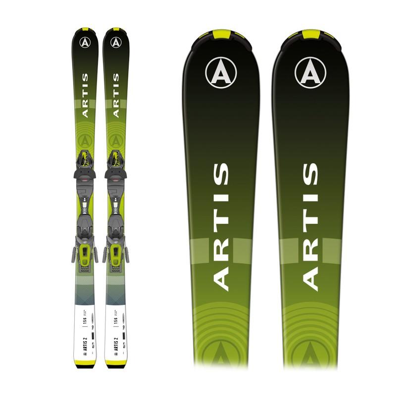 Ski Sporten Artis 2 con fijación
