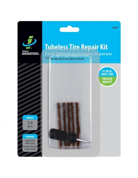 Kit reparación tubular Genuine Innovations