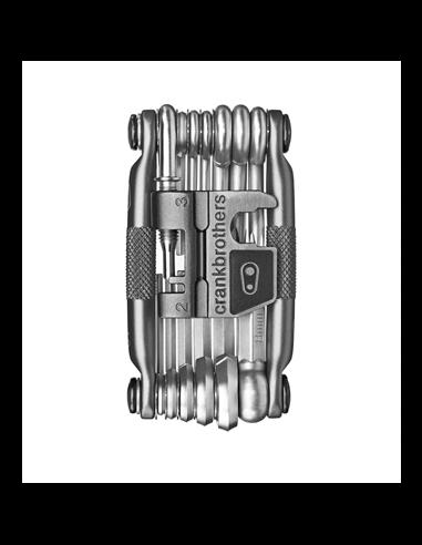 Herramienta Crank Brothers M19 - Nickel