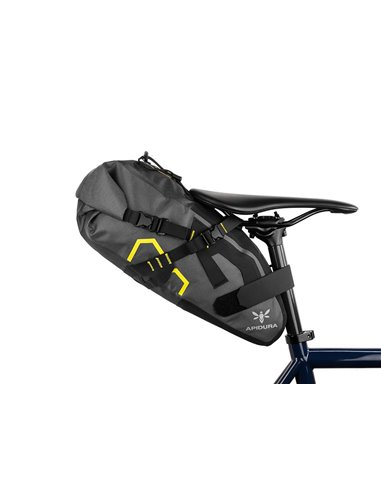Bolso trasero bikepacking apidura DRY 9 Litros