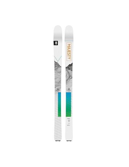 Ski Majesty Superwolf