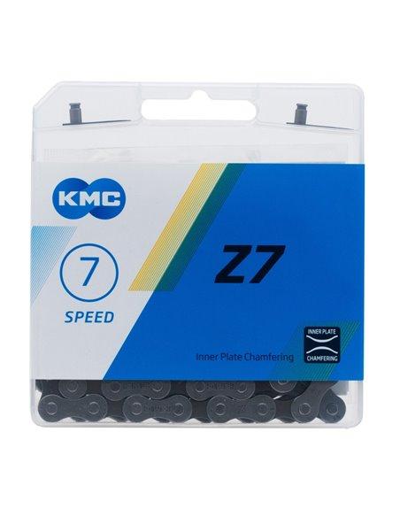 Cadena KMC Z51 6, 7 y 8 Velocidades para MTB