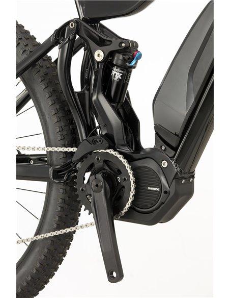 Bicicleta Trail KHS SixFifty 6555+E (Electro Asistida)