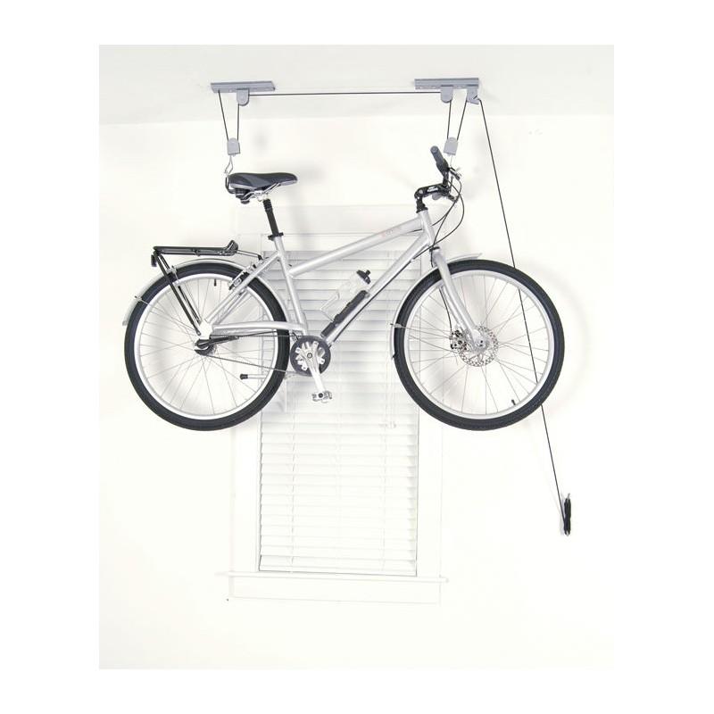 Colgador al Techo para Bicicletas y Otros