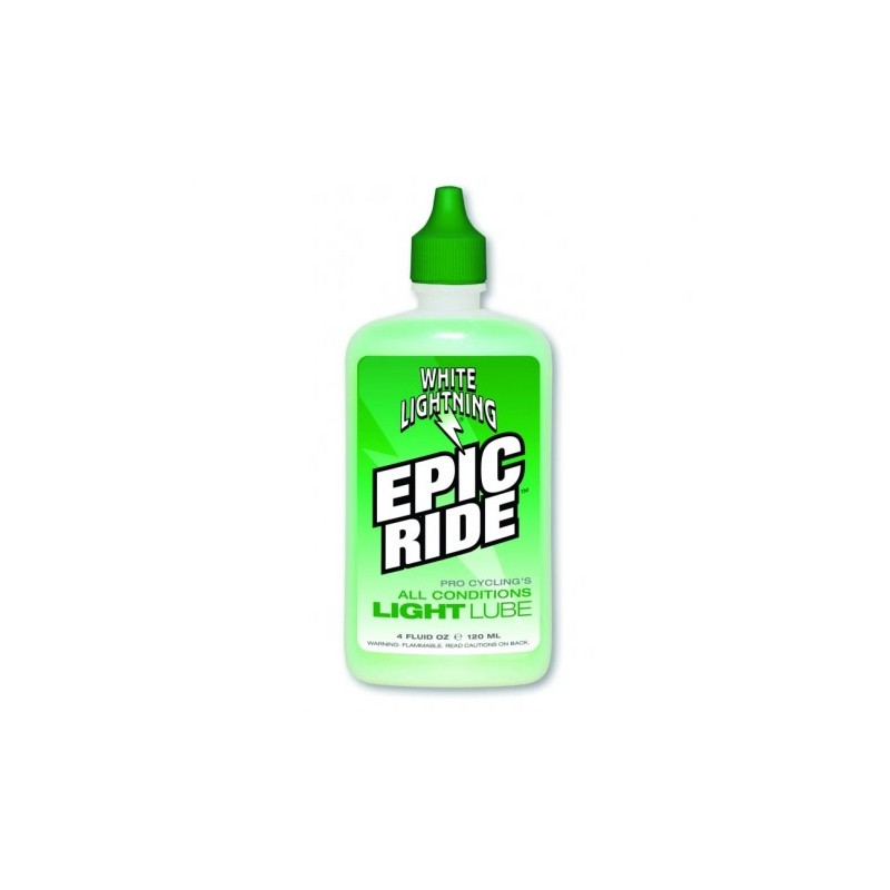 Lubricante EPIC Ride 120ml (Ligero)