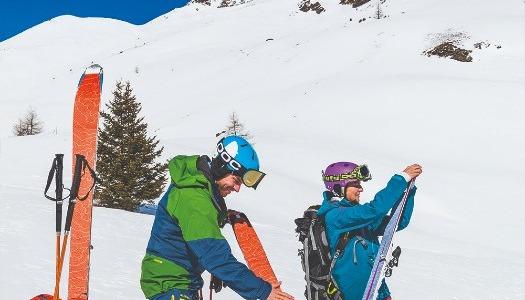 Cómo seleccionar una piel para tu ski o snowboard